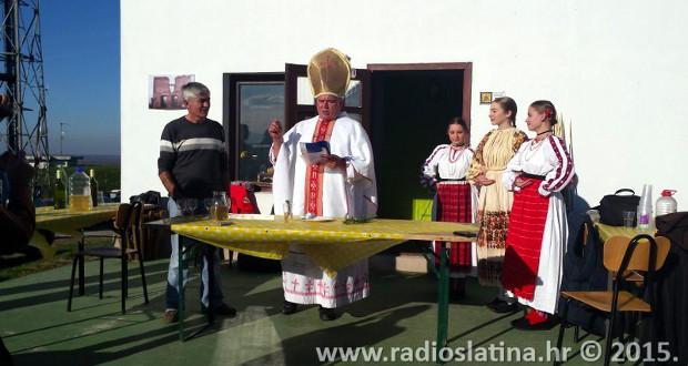 Prva slatinska proslava Martinja - naslovnica